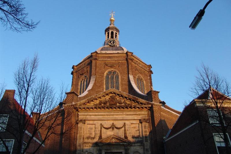 The Mare  church