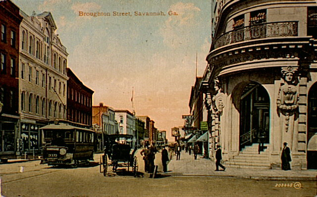Broughton Street (prior to  1913)