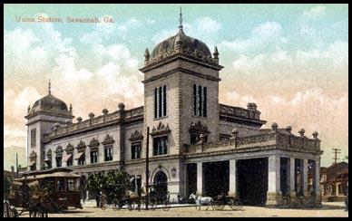 Savannahs Union Station