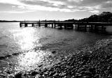 Wharf at Strahan
