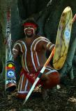 Russell Dawson, aboriginal performer