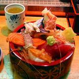 Chirashi Sushi Aomori Fish Market