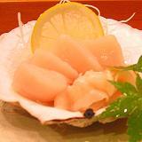 Sashimi at Hon-Shiogama