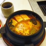 Tofu hotpot - the Korean style