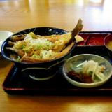 Lunch at Chuzenjiko