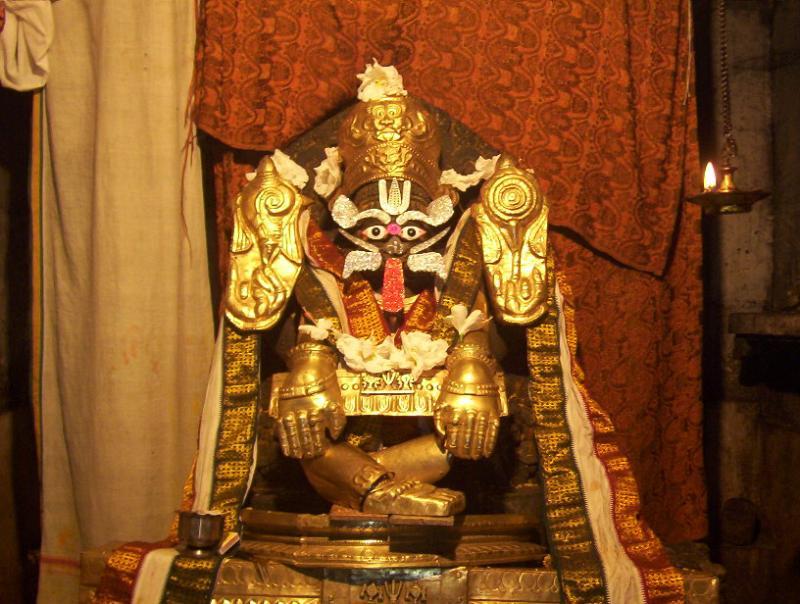 Vardha Yoga Bhoga Narasimhan