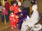 Receiving the Red Envelope Li Xi