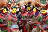 PNG Cultural Show, Port Moresby, Papau New Guinea