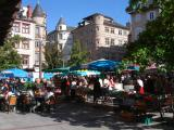 Farmers' Market in Rodez