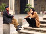 conversation in square.jpg