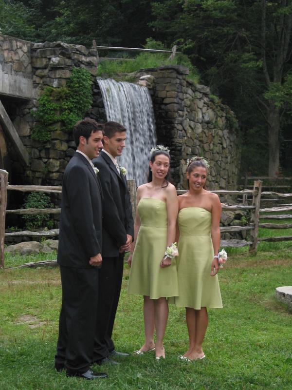 Rocky, Matt, Cary and Livy