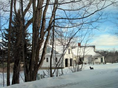House on New Boston Road