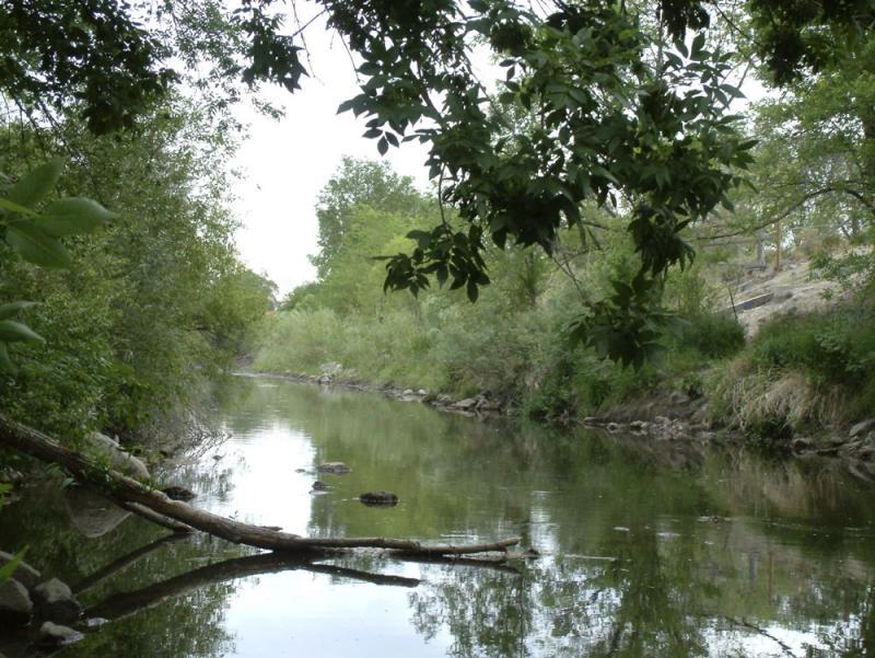 Portneuf River, Pocatello, Idaho