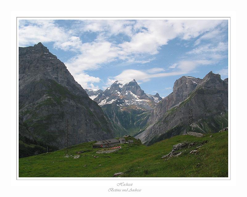 Baumgarten-Alp mit Tödi