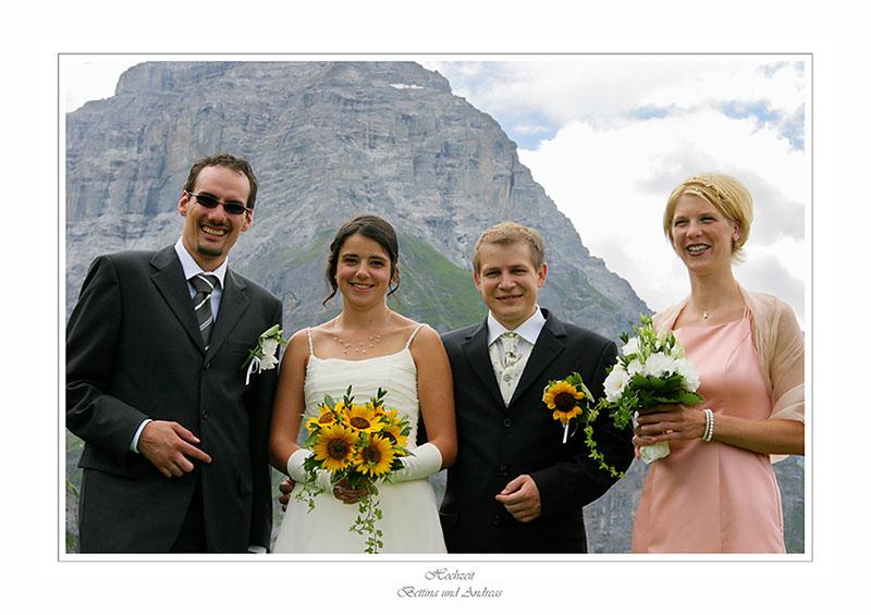 Bettina - Andreas- Susanne - Dani