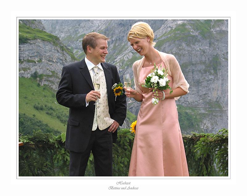 Andreas und Susanne