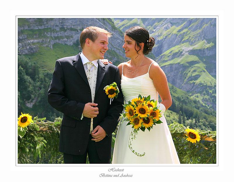 Bettina und Andreas