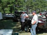 BassBoatCentral.com Alabama Chapter Lake Jordan Tourney August 14, 2004