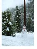 Bev's Snowman
