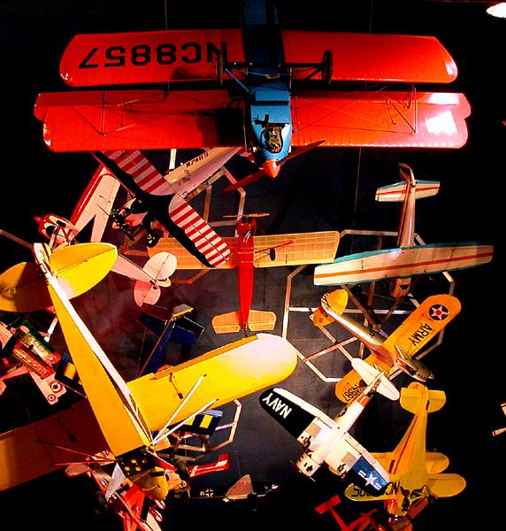 Aviation Room.