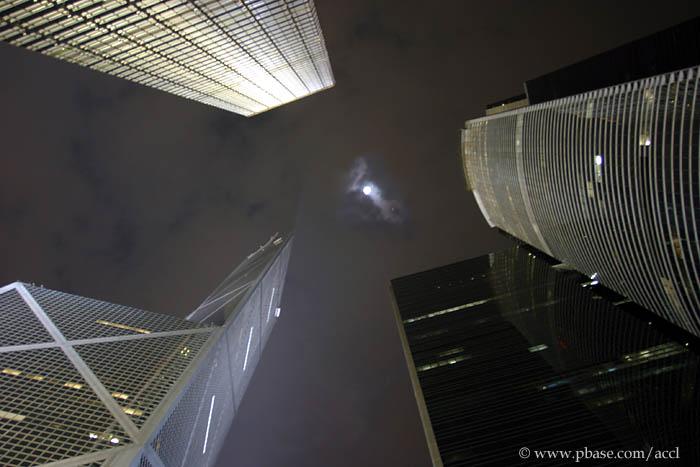 Hong Kong flying high again!