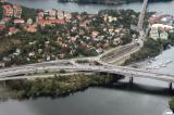 Stockholm from the Air