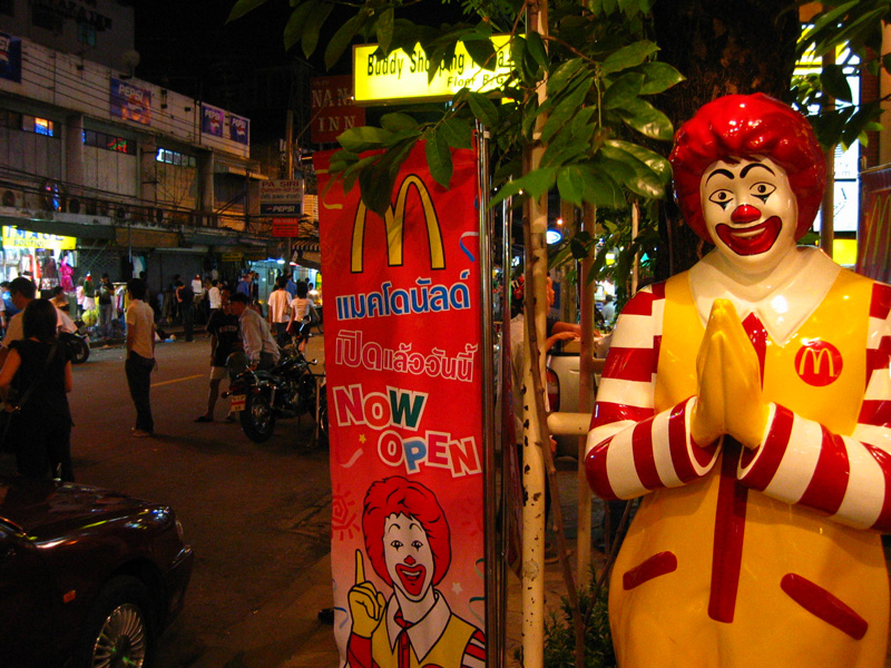 Bangkok McDs