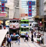 Des Voeux Road Hong Kong