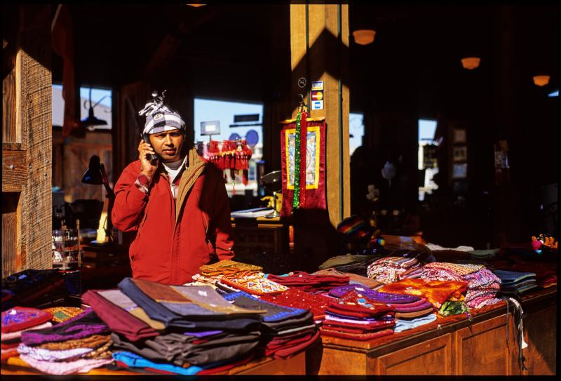 Market Square Merchant