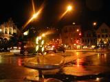 Street lights / after rain