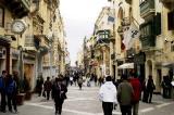 Triq ir-Repubblika, Valletta's main commercial street