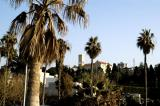 American University Beirut seen from the Cornice