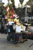 Corn vendor, Beirut Corniche