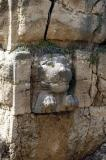 Detail, Persian fortifications, Byblos