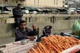 Carrot vendor, Tripoli