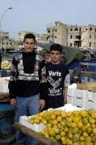 Fruit stand, Tripoli