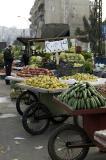 Outdoor fruit market, Tripoli