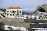 Mountain top villa