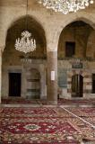 Mosque interior in Sidon