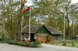 Main Gate to Lake Nakuru National Park