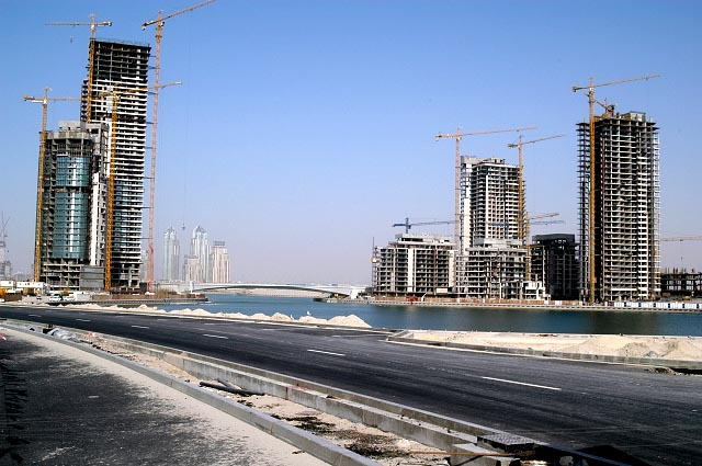 Dubai Marina is freehold property that may be purchased by expats