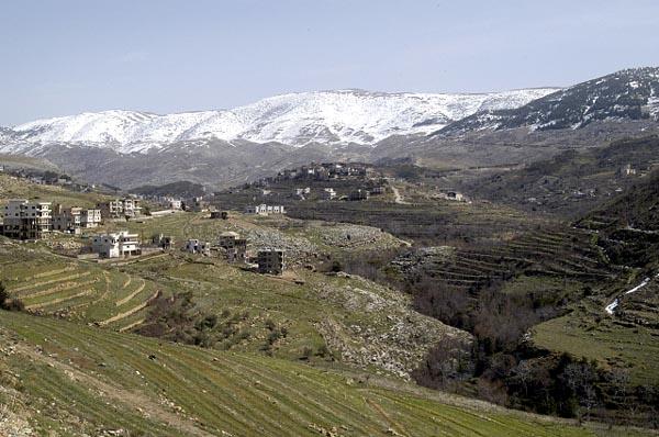Chouf Mountains