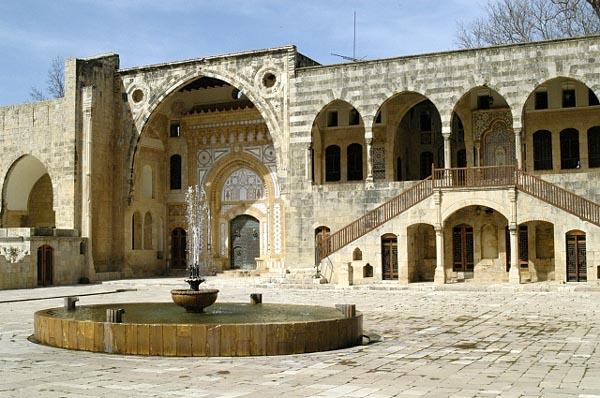 Beiteddine Palace