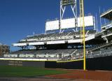 Right Field Stands And Foul Pole
