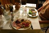 Antipasta in Arezzo