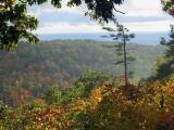 Champlain Lookout Vista