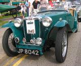 1949 MG TG
