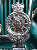 Royal Automobile Club Badge