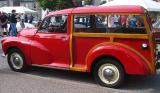 Red Morris Traveller