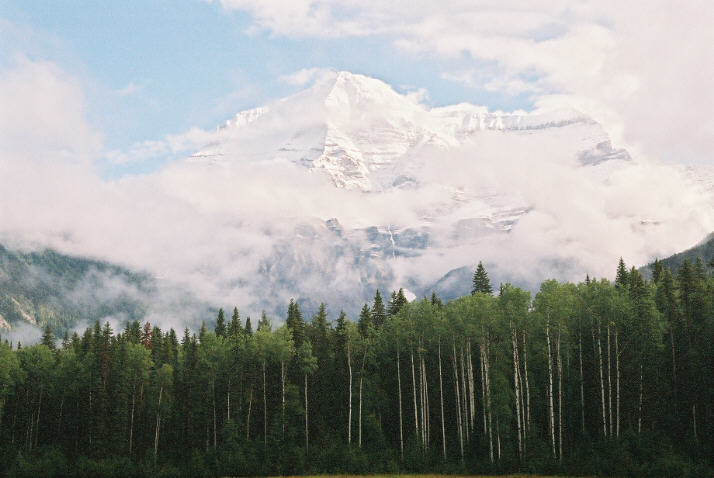 Mount Robson - B.C.
